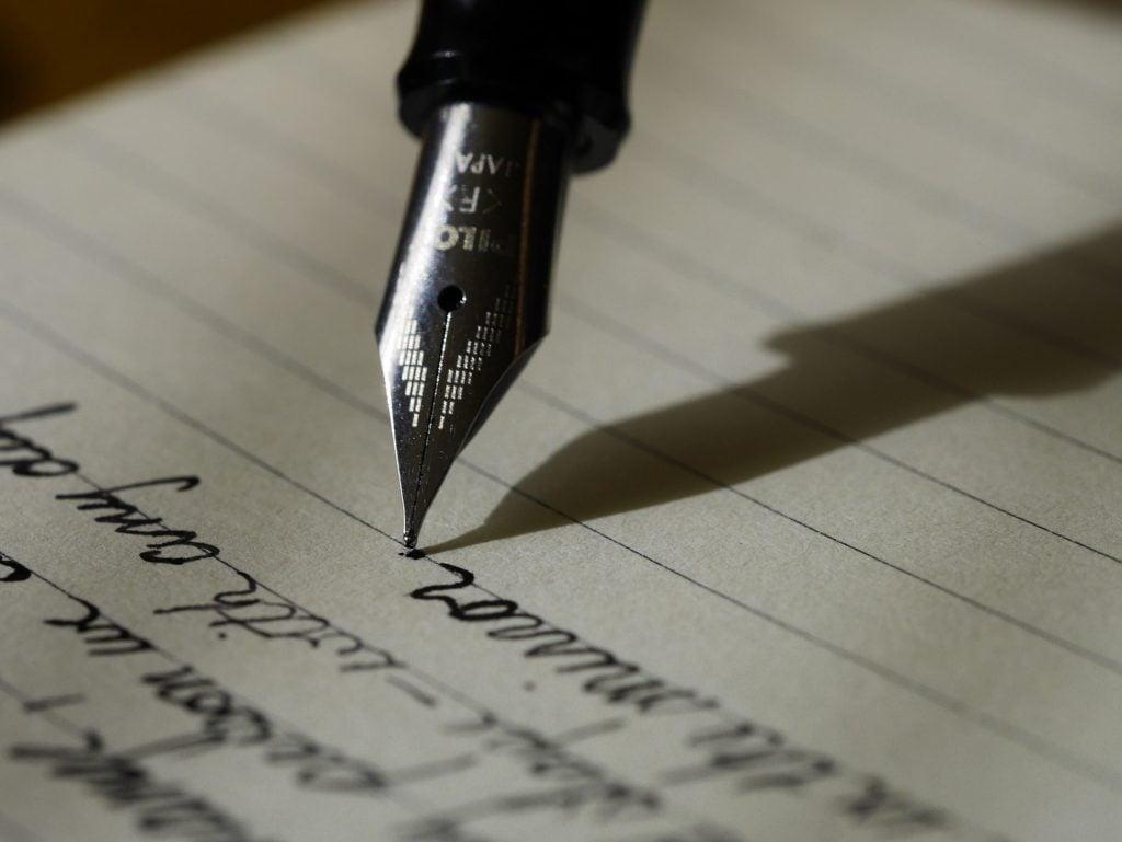 writing 1209121 1920 1024x769 - Skąd ten sceptycyzm? (pytanie czytelniczki)
