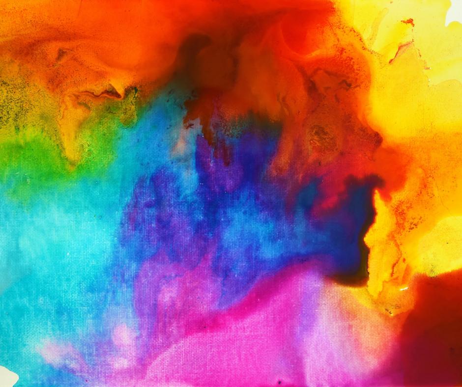 kolory - Opowieść okolorach